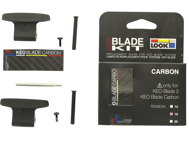 Look Kéo Blade Carbon 16Nm Kit